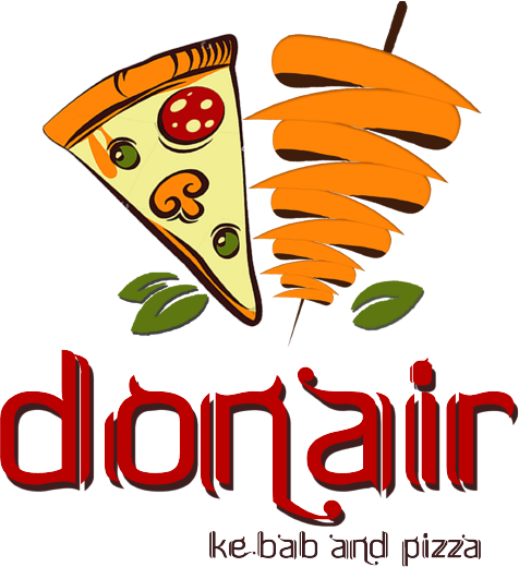 Donair Kebab and Pizza